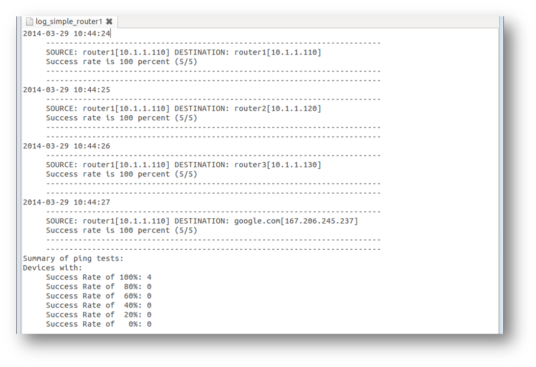 Network Test Automation with Ansible   Jason Edelman's Blog